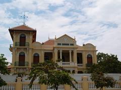 Casa colonial en Phnom Penh