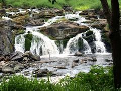 Cascada en Cachamai