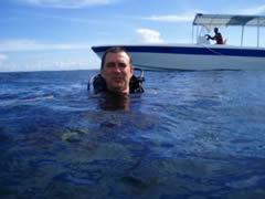 Buceando en Sipadan