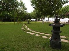 Jardines del Taman Sari Cottage