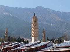 Las 3 pagodas