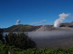 Volcanes Bromo y Sameru