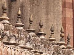 Detalle de cúpulas
