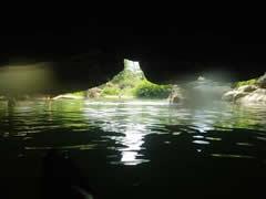 Cueva en Vang Vieng