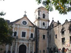 Iglesia de San Agustín, la más antigua del país