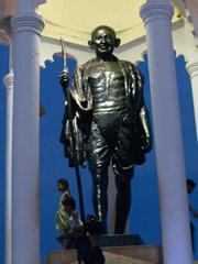 Estatua de Ghandi