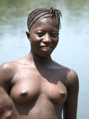 Otra belleza africana