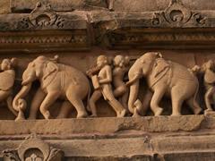 Elefantes de piedra