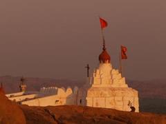 Templo Hanuman o de los monos