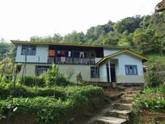 El albergue Khecheopalri