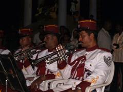 Banda militar