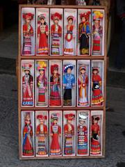Barbie y Ken Bai