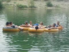 Relax en el río
