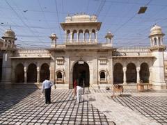 El templo Karni Mata o templo de las ratas