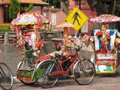 Colorido en Melaka