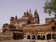 Otro palacio en ruinas