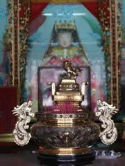 Hoi An. Templo chino