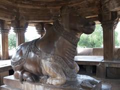 Estatua de buey