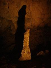 La virgen en la cueva Wind