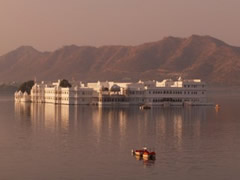 El Hotel Lake Palace