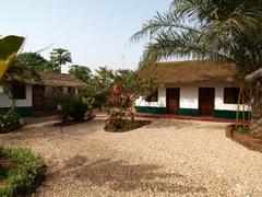 Casa Dora en Bubaque