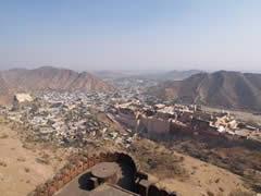 Vista desde Jai Gadh