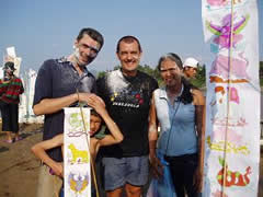 Familia catalán-tailandesa