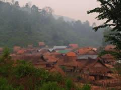 Poblado Khmu