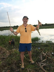La pesca que hicimos