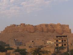 El fuerte de Jaisalmer