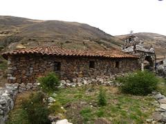 La iglesia de piedra