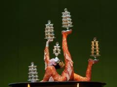 Teatro acrobático de Beijing