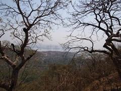 Mirador en Elephanta