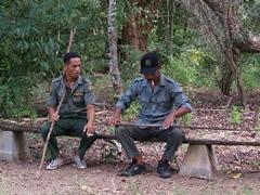 Los rangers de Komodo