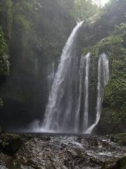 Cascada en Senaru