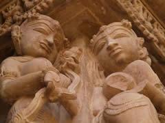 Detalle de esculturas