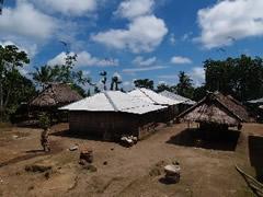 Pueblo típico de Senaru