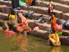 En los ghats