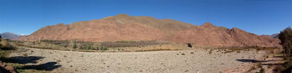 Carretera de Imlil a Agadir