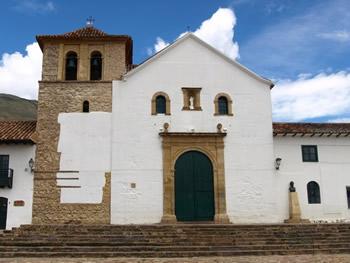 Casa colonial en Villa de Leyva