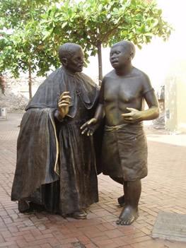 San Pedro Claver, el apóstol de los negros