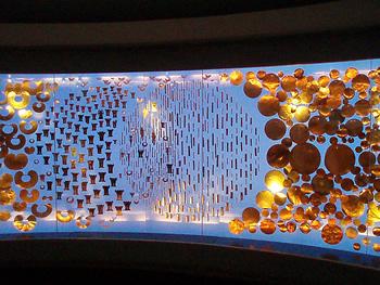 Ofrenda en el Museo del Oro