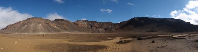 Parque Nacional Tongariro, Patrimonio de la Humanidad de la UNESCO, Conos volcánicos