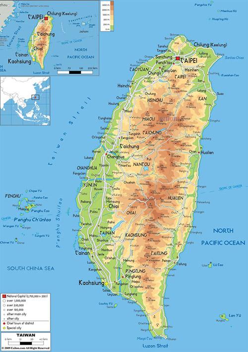 01_taiwan-physical-map