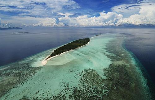Vista aérea de Matakin