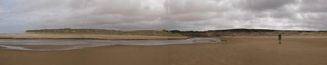 90 miles beach (88 km), Northland