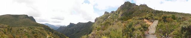 Vista de los Pináculos