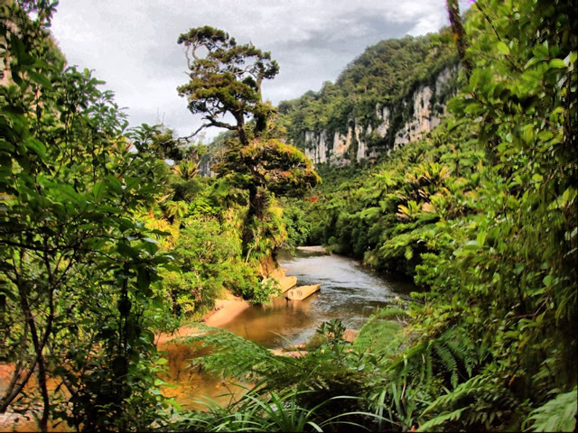 Río Pororari