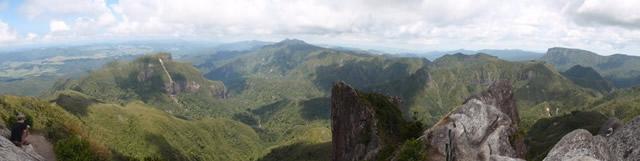 Vista desde los Pináculos