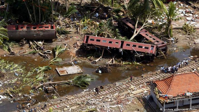 tsunami train 2